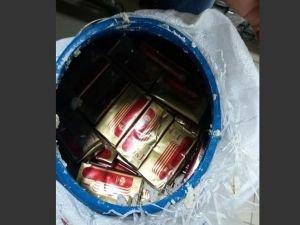 Van'da otlu peynir bidonlarında kaçakçılık!