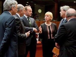 'Rusya'ya yaptırım için Avrupa'lı parlamenterleri iknaya çalışıyoruz'