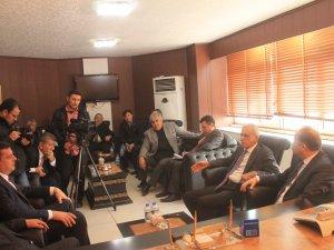 CHP Milletvekili heyeti Mardin'de