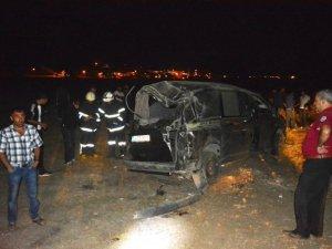 Batman'a Tekstil işçilerini taşıyan araç kazasında: Ölü sayısı 5'e yükseldi