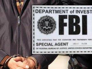 """FETÖ'cü sahte """"FBI"""" kimliğiyle yakalandı"""