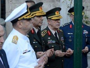 Genel Kurmay Başkanı Akar'dan anlamlı ziyaret