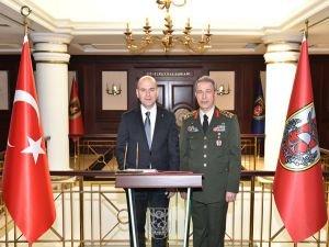İçişleri Bakanı Soylu'dan Genelkurmay'a ziyaret