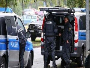 Almanya'da bomba alarmı!