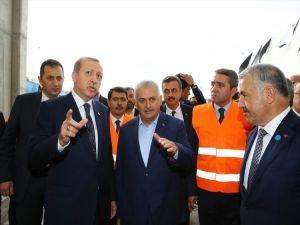 Cumhurbaşkanı Erdoğan: Yenikapı ruhunu bozanlara cevabı siz vereceksiniz