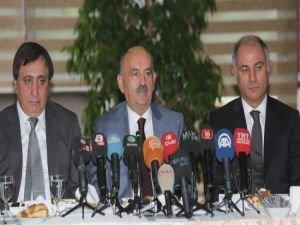 Bakan Müezzinoğlu: Ülkemiz felaketten döndü!