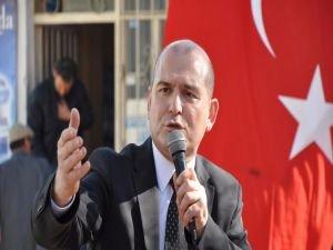 Bakan Soylu: 'Başarılı bir operasyon'