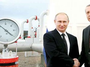 Rusya'dan doğalgazda indirim müjdesi