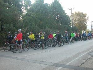 Bursalılar, Artrit hastalığı için pedal çevirdi