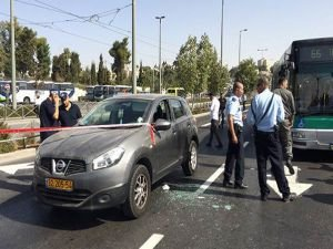 Kudüs'te silahlı saldırı!