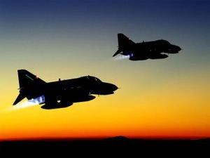 TSK'dan açıklama! Savaş uçakları Güven Dağını bombaladı