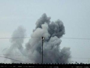 Şam'ın doğusuna topçu saldırısı! Ölü ve yaralılar var