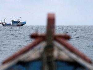 Aralarında 'balıkçı teknesi' gerilimi başladı!