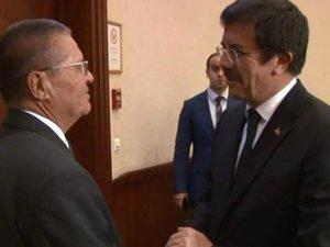 Rusya ve Türkiye'nin ekonomi bakanları bir araya geldi