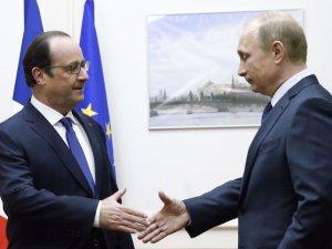 Fransa'dan Rusya'ya sert çıkış!