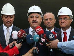 Bakan Arslan, Avrasya Tüneli'nin geçiş ücretini açıkladı