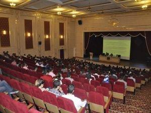 Mardin'de avukatlara  CMU eğitim semineri