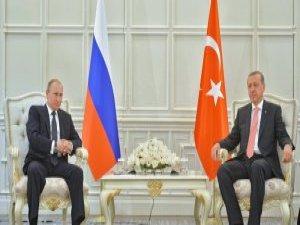 Putin, İstanbul'da