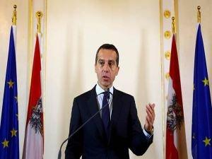 Avusturya Başbakanı: Brenner kapısı açık kalacak