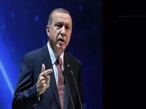 Cumhurbaşkanı Erdoğan'dan Obama'ya gönderme