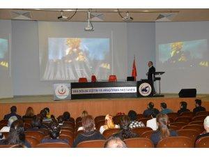 ONCA Projesi Van'da anlatıldı