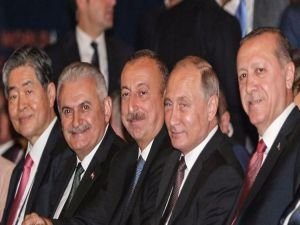 Aliyev'den Türkiye'ye sıcak mesaj