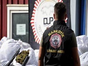 Diyarbakır polisi uyuşturucu tacirlerine darbe vurdu