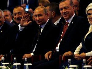 Cumhurbaşkanı Erdoğan ile Putin görüşmesi sona erdi