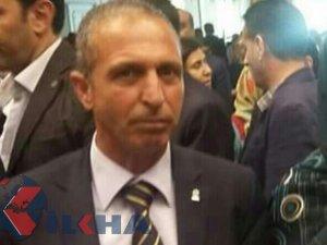 AK Parti Dicle İlçe Başkanı silahlı saldırıda hayatını kaybetti