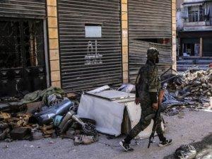 Suriye hükümeti: Cihatçılar silahlarını bıraktığı anda bölgeyi terk edeceğiz