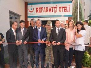 BBDH'de 5 Yıldız 10 Numara Refakatçi Oteli Açıldı
