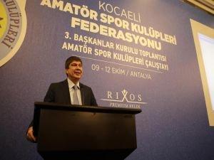 """Antalyaspor Koleji"""" projesi"""