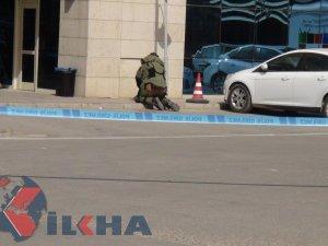 Siirt Devlet hastanesinde bomba korkusu