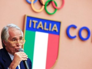 İtalya olimpiyat'an çekildi