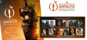 Antalya Film Festivali, bu yıl 53'üncü kez gerçekleştirilecek