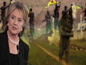 Erdoğan'dan Clinton'a tepki!
