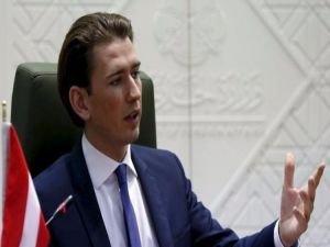 Avusturya Dışişleri Bakanı Kurz yine kudurdu!