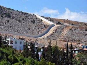 Suriye sınırdaki duvarın 77 kilometresi tamamlandı