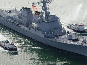 ABD Donanması'na saldırı