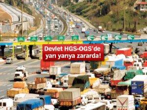 Köprü ve otoyollarda milyarlık kaçak geçiş