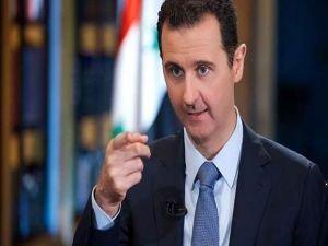 Esad: Umarım Rusya Türkiye'yi Suriye'e karşı değiştirebilir