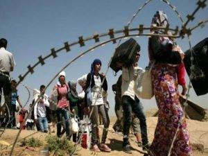 Yasa dışı giriş yapan 58 göçmen yakalandı!