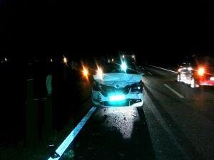 Muş'ta trafik kazası
