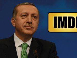 IMBb'den skandal Erdoğan yorumu!