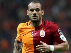 Galatasaray'da Sneijder alarmı