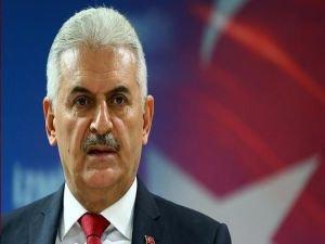 Başbakan Yıldırım İzmir'de konuşuyor