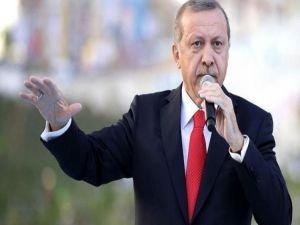 Cumhurbaşkanı Erdoğan:15 Temmuz'un galibi bu millet