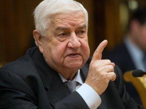 'Suriye Dışişleri Bakanı Muallim, ekim sonu Moskova'ya geliyor'