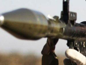 PKK'lılar polise roketli saldırı düzenledi