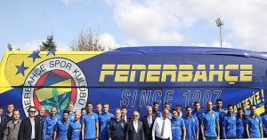 Fenerbahçe'ye yeni otobüs tahsis edildi